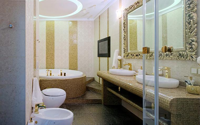 Фото № 57903 ванная  Загородный дом