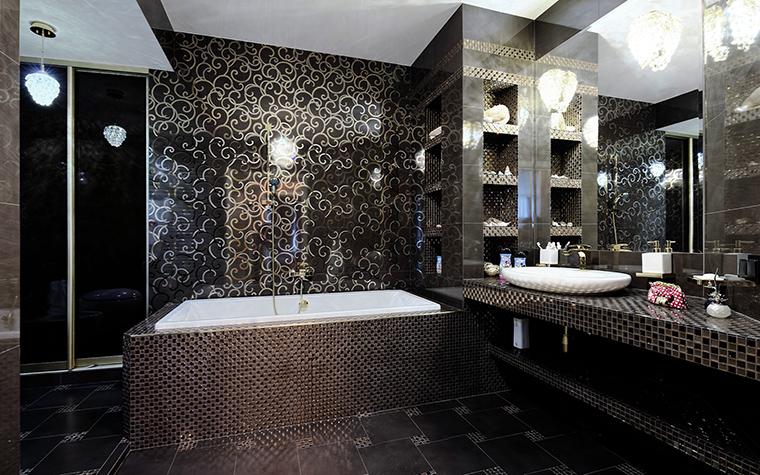 Фото № 57906 ванная  Загородный дом
