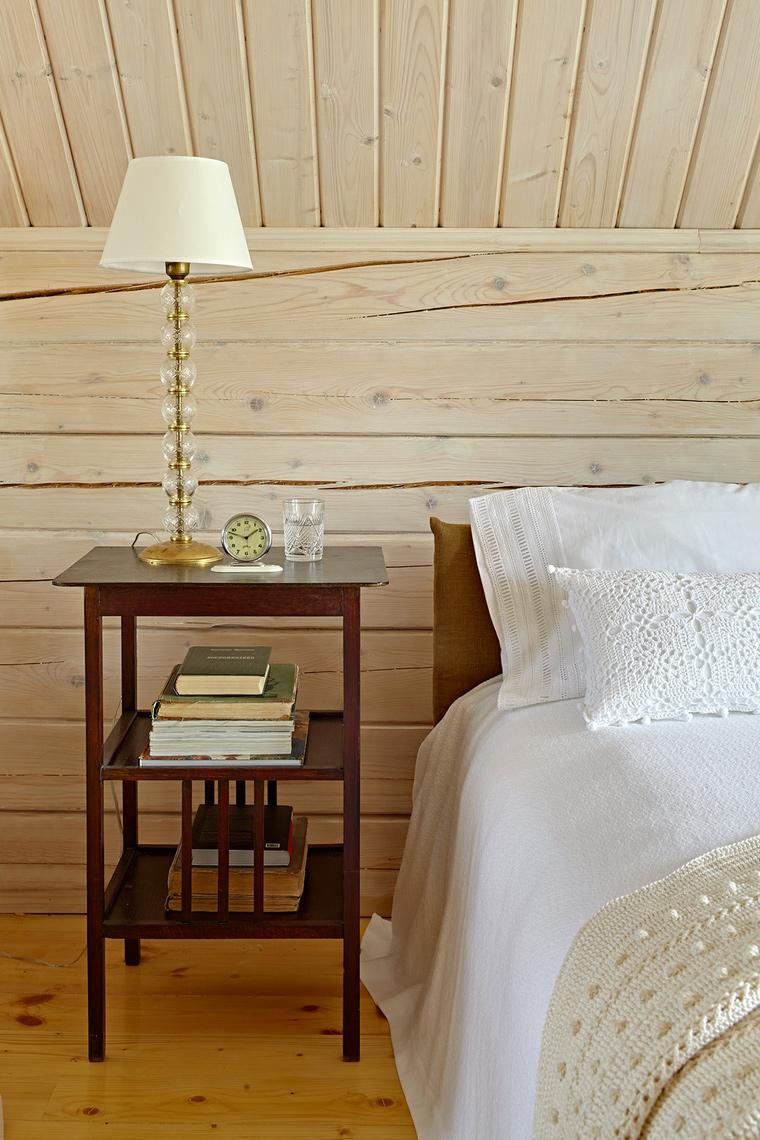 интерьер спальни - фото № 58029