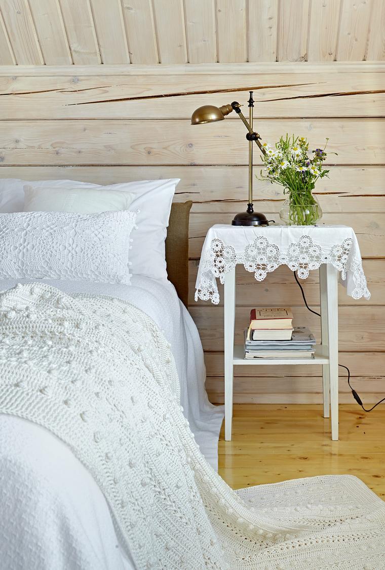 интерьер спальни - фото № 58030