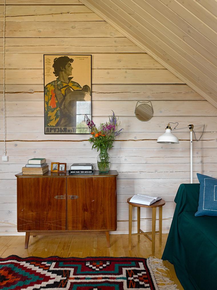Фото № 58034 кабинет библиотека  Загородный дом
