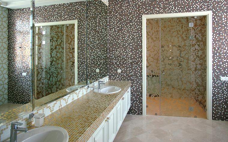интерьер ванной - фото № 58080