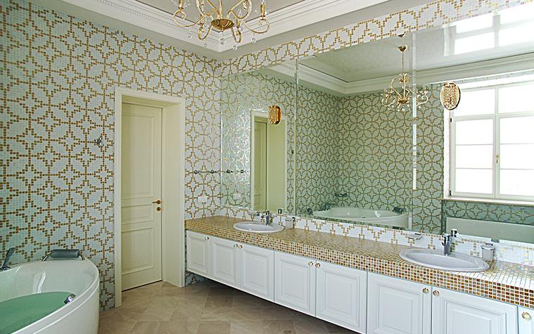 интерьер ванной - фото № 58079