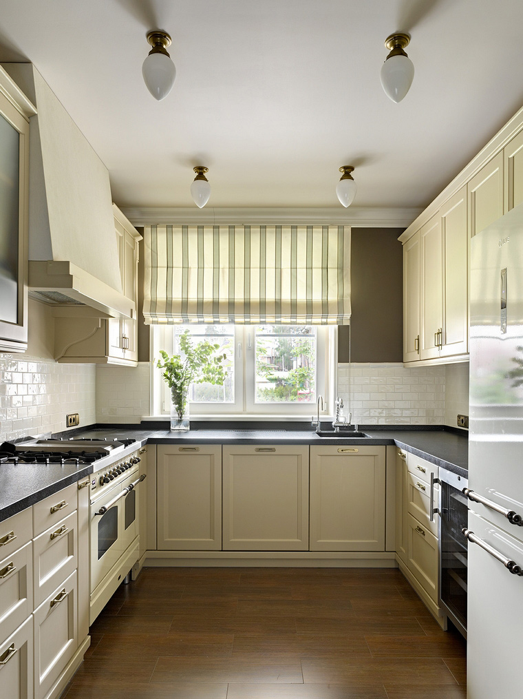интерьер кухни - фото № 58409