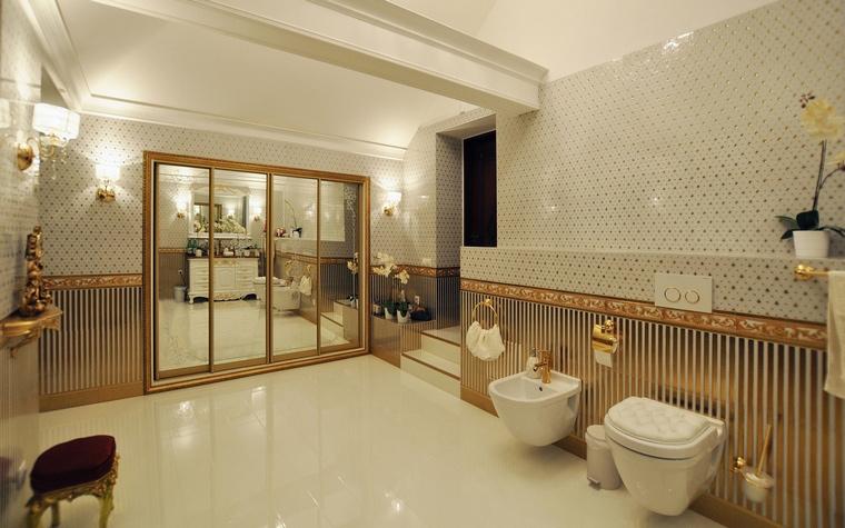 Фото № 58489 ванная  Загородный дом