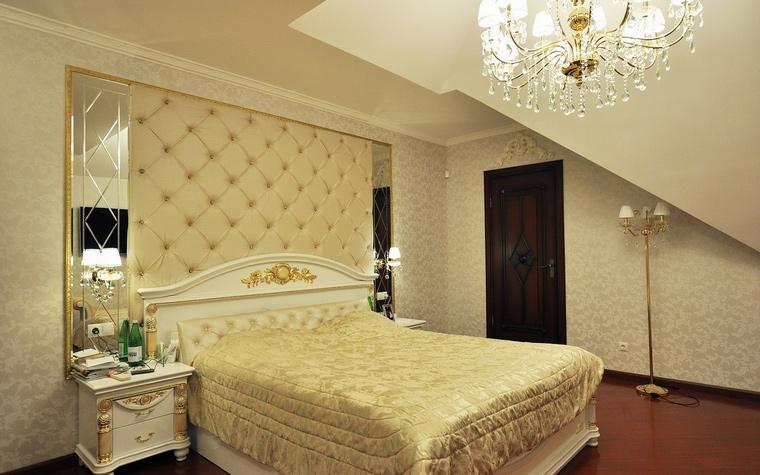 Фото № 58483 спальня  Загородный дом