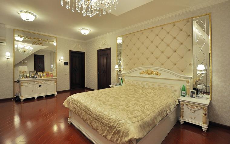 Фото № 58484 спальня  Загородный дом
