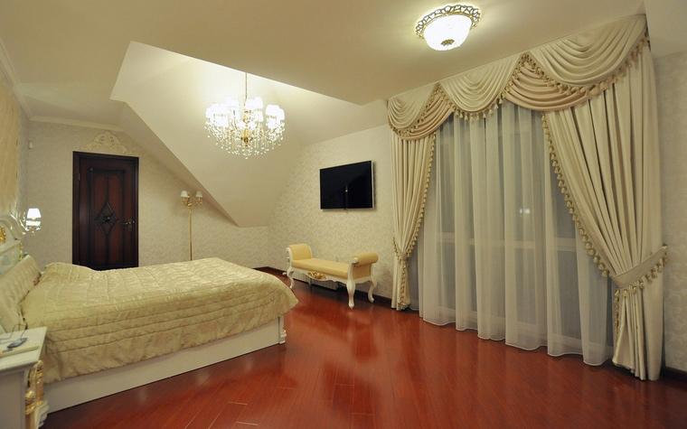 интерьер спальни - фото № 58485