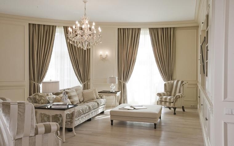 интерьер гостиной - фото № 58671