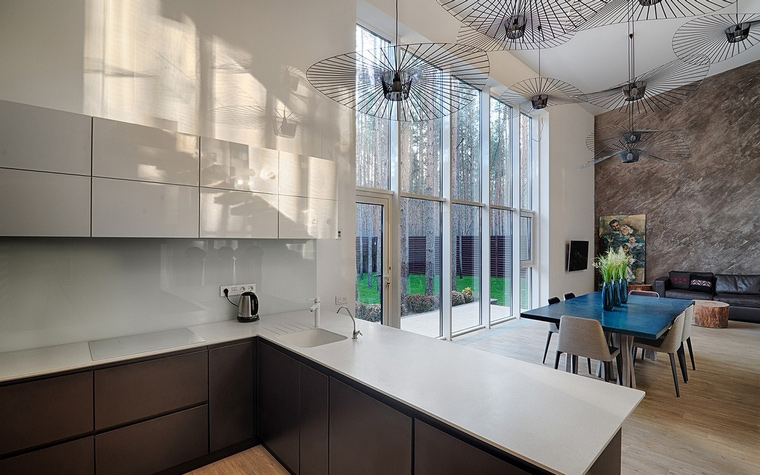интерьер кухни - фото № 58696