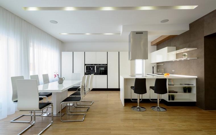 Загородный дом. кухня из проекта , фото №59148