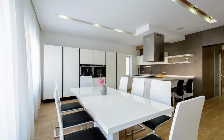 Загородный дом. кухня из проекта , фото №59150