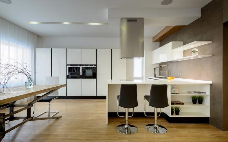 Загородный дом. кухня из проекта , фото №59155