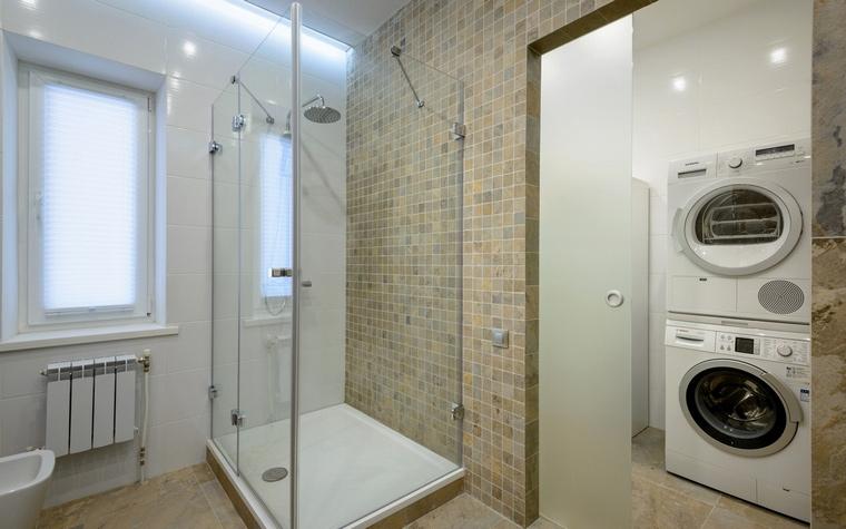 Загородный дом. ванная из проекта , фото №59189