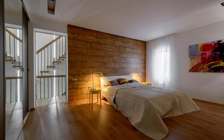 Загородный дом. спальня из проекта , фото №59160
