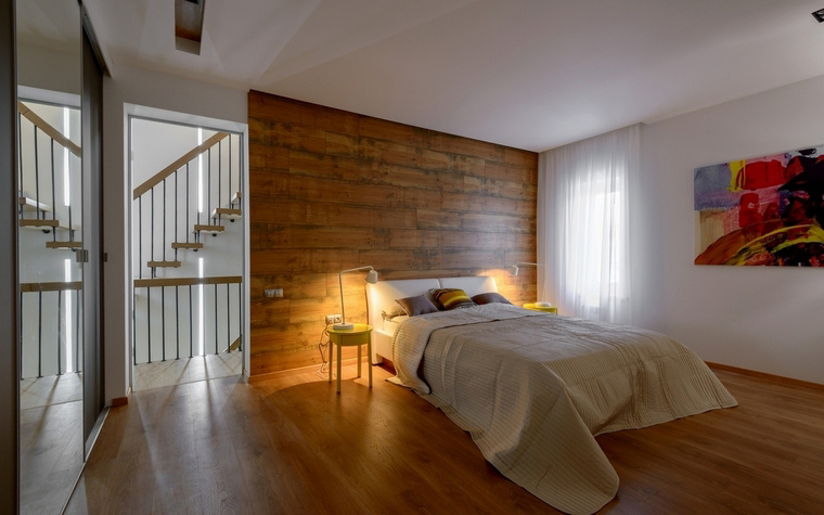 интерьер спальни - фото № 59160