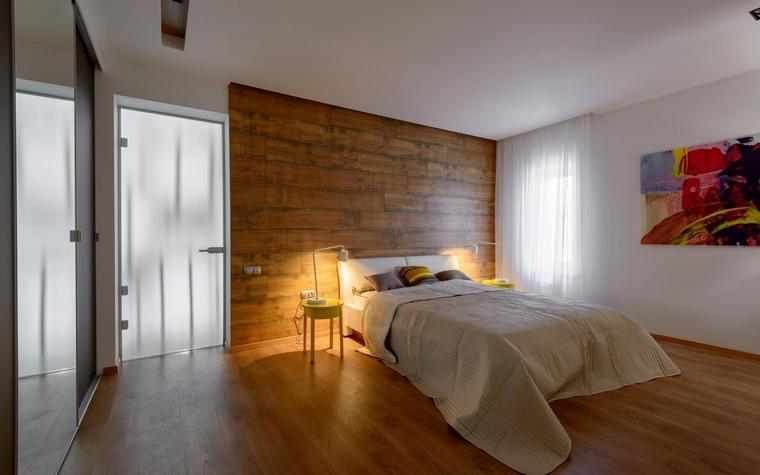 Загородный дом. спальня из проекта , фото №59161