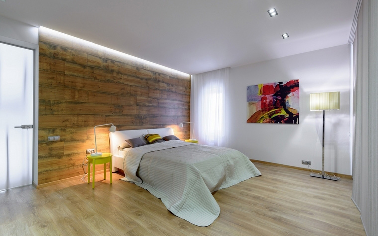 интерьер спальни - фото № 59163