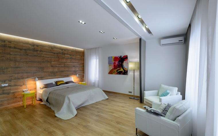 интерьер спальни - фото № 59164