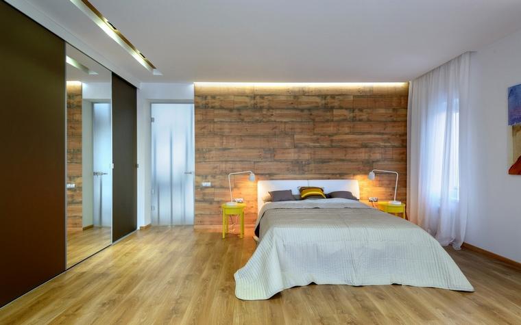 интерьер спальни - фото № 59165