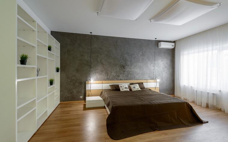 Загородный дом. спальня из проекта , фото №59169