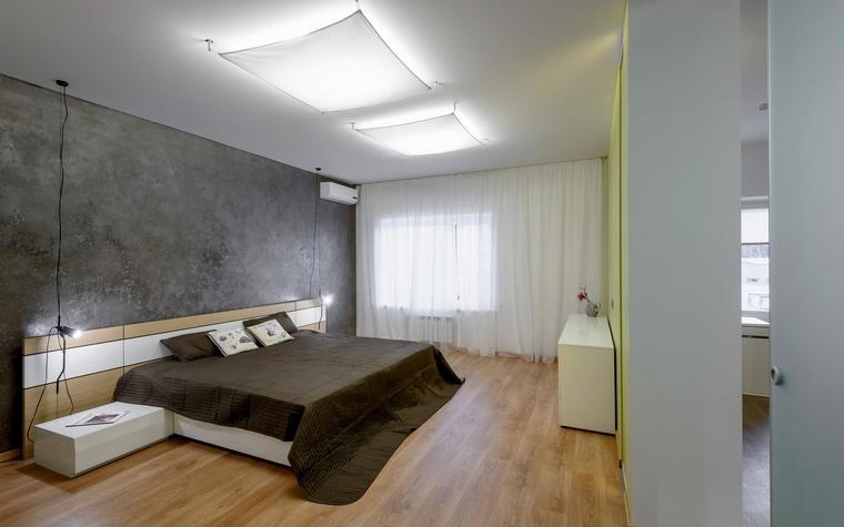 Загородный дом. спальня из проекта , фото №59173