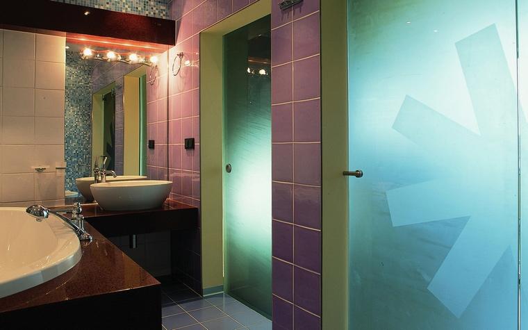 Загородный дом. ванная из проекта , фото №60478