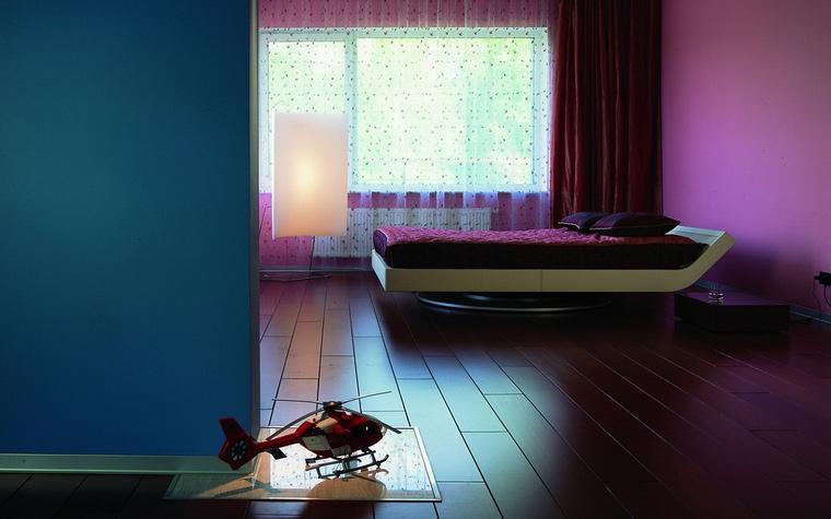 интерьер спальни - фото № 60474