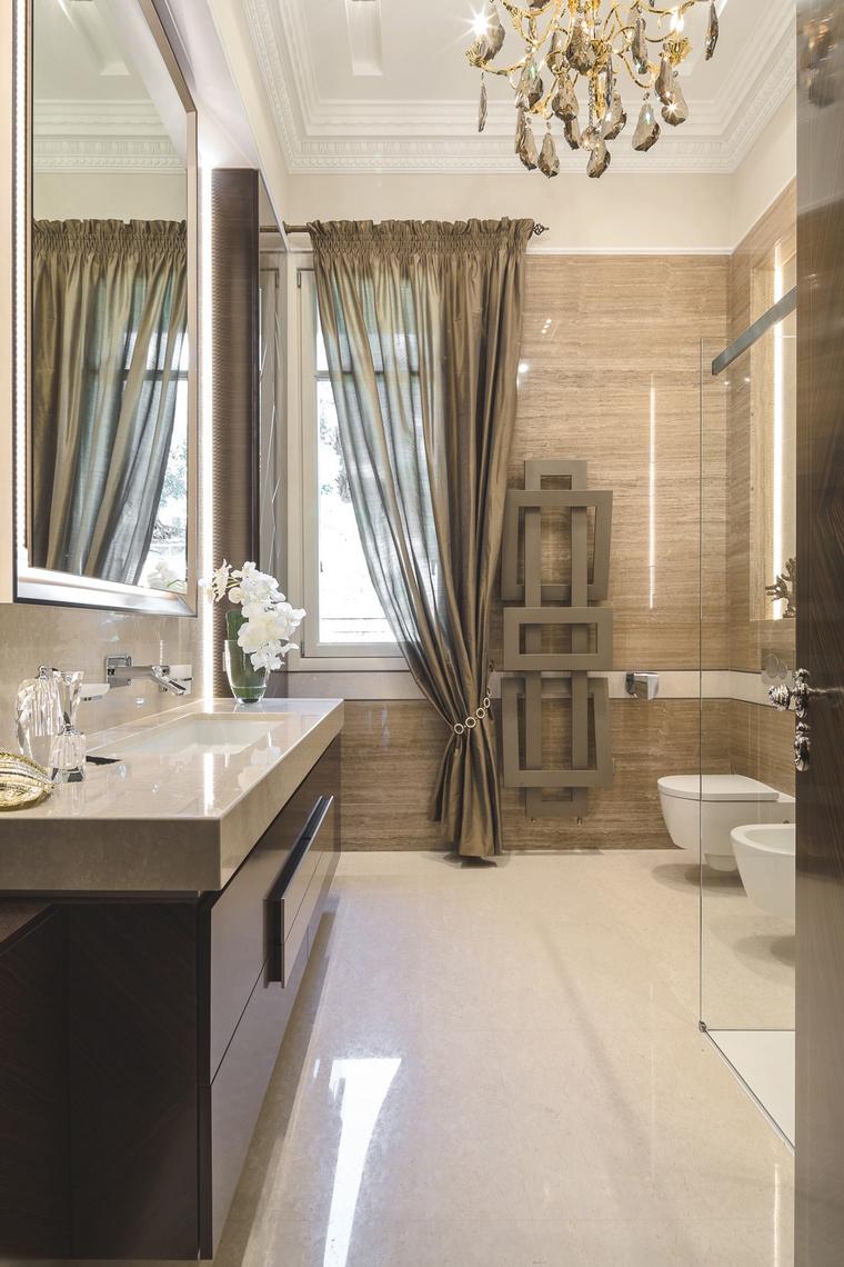 интерьер ванной - фото № 59573