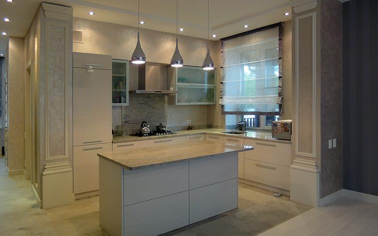 Фото № 59891 кухня  Загородный дом