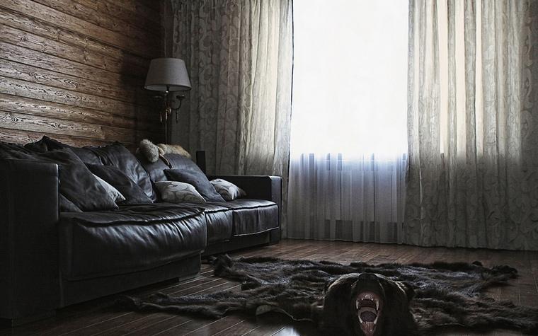 интерьер гостиной - фото № 59939