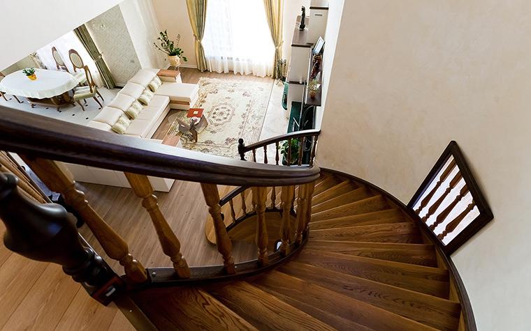 Загородный дом. холл из проекта , фото №60245