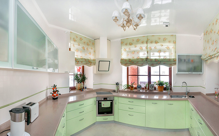 интерьер кухни - фото № 60249