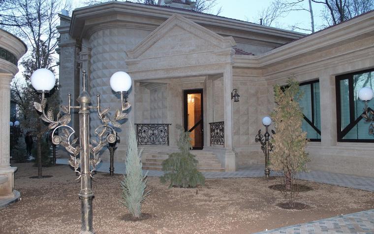 Загородный дом. фасад из проекта , фото №60565
