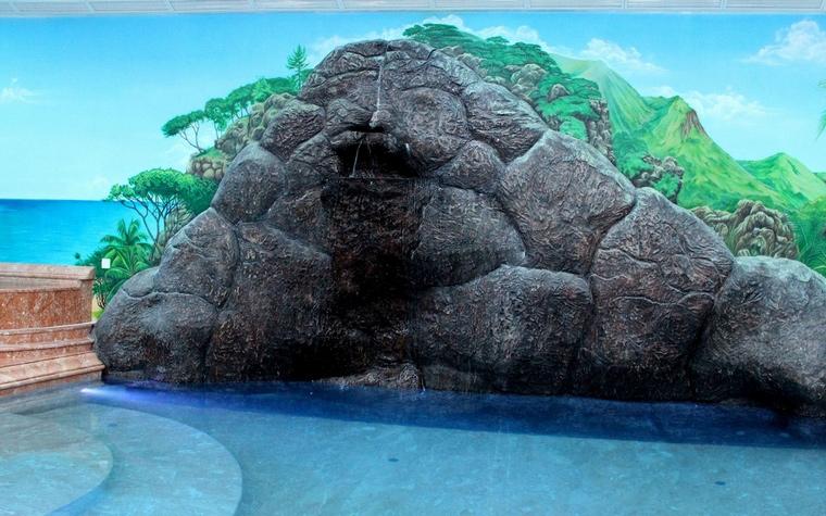 интерьер бассейна - фото № 60557