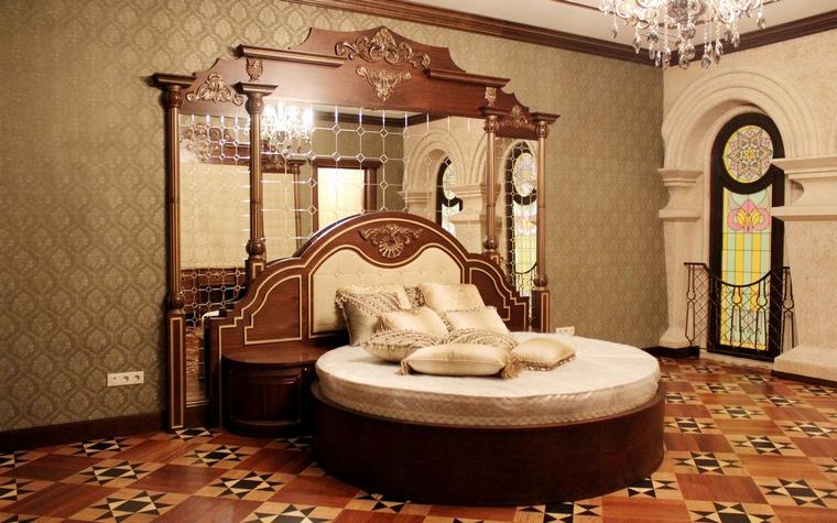 интерьер спальни - фото № 60551