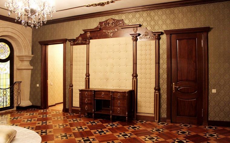интерьер спальни - фото № 60550