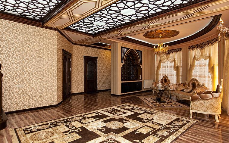 интерьер гостиной - фото № 60606