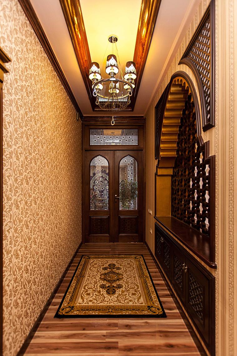 интерьер холла - фото № 60611