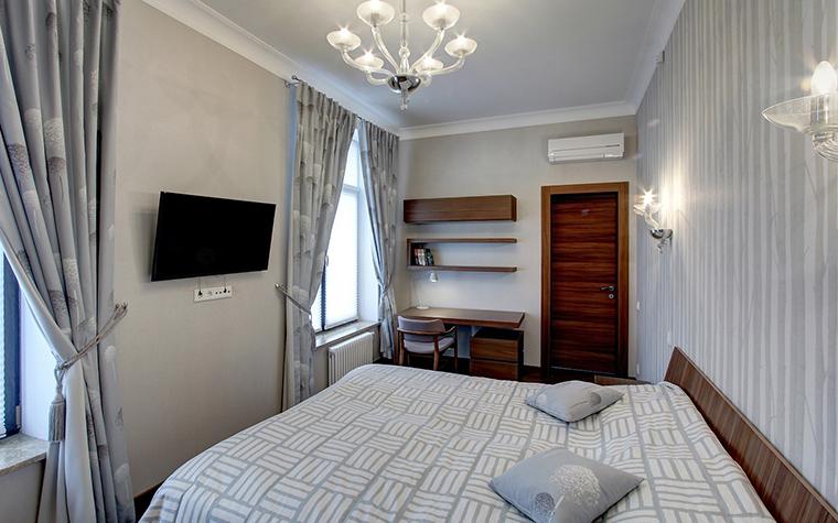 интерьер спальни - фото № 60636