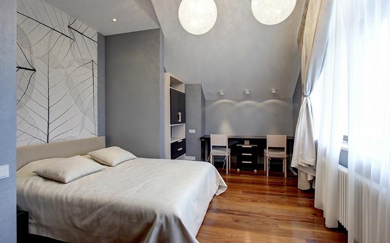 интерьер спальни - фото № 60639