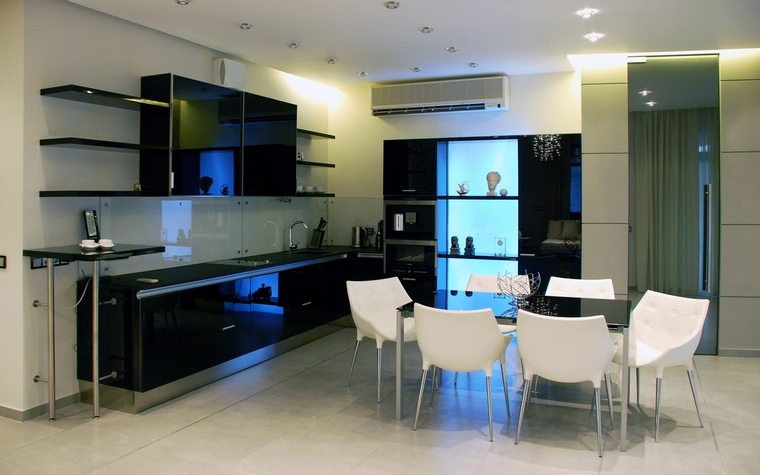 интерьер кухни - фото № 60707