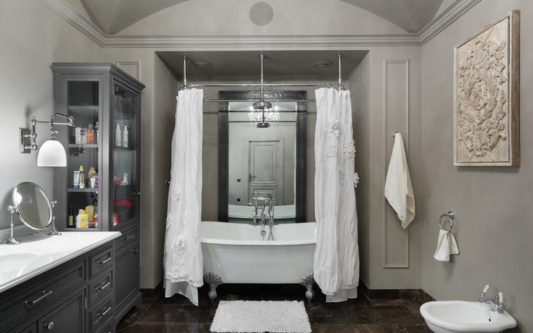 Фото № 60726 ванная  Загородный дом