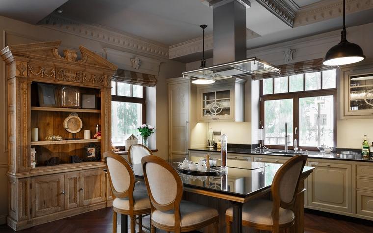интерьер кухни - фото № 60719