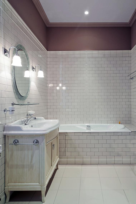 Фото № 61007 ванная  Загородный дом