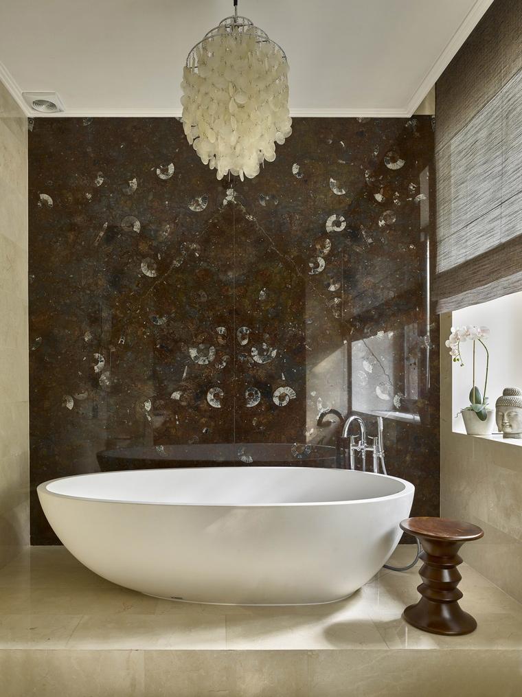интерьер ванной - фото № 61067