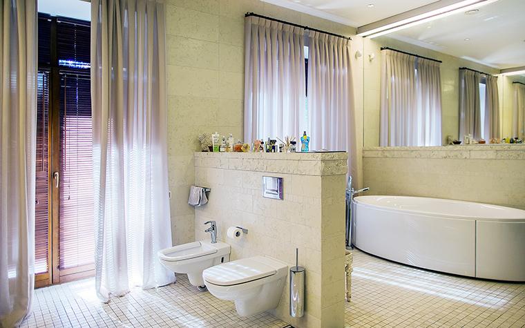 Фото № 61057 ванная  Загородный дом