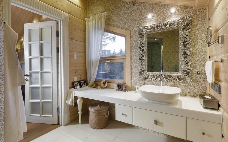 Фото № 61146 ванная  Загородный дом
