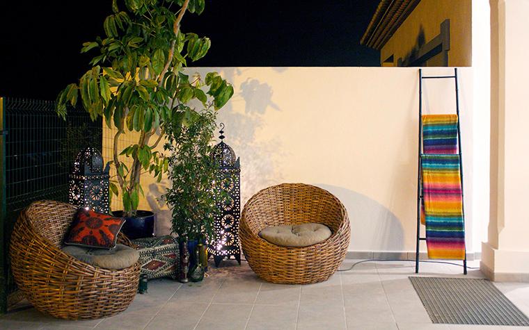 Загородный дом. терраса  из проекта , фото №61264