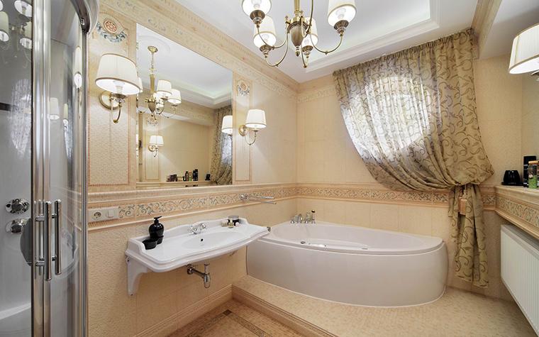 Фото № 61474 ванная  Загородный дом